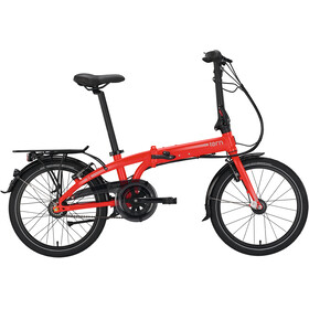 "tern Link C7i vouwfiets 20"" rood"